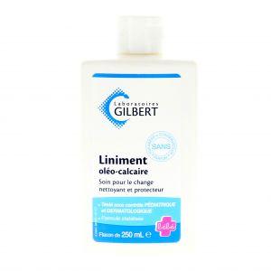 Laboratoires Gilbert Liniment oléo-calcaire - 250 ml