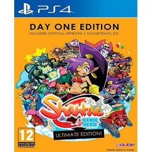 Shantae : Half Genie Hero Ultimate Edition sur PS4