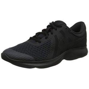 Nike Chaussures running Revolution 4 Enfant GS noir