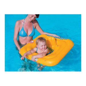 Bestway Support pour bébé Swim Safe Step A - 69 x 69 cm - Jaune
