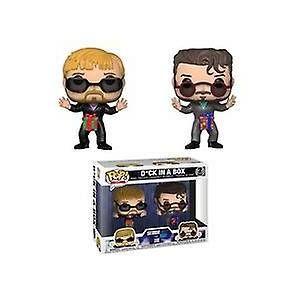 Saturday Night Live Pack 2 Pop! Tv Vinyl Figurines Dick In A Box 9 Cm