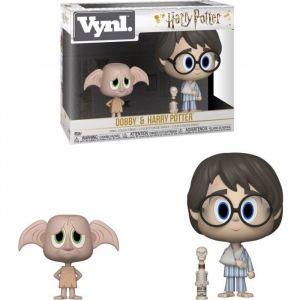 Funko Pack de 2 Figurines Vynl Harry Potter: Harry & Dobby