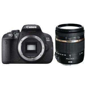 Canon EOS 700D (avec objectif Tamron 18-270mm)