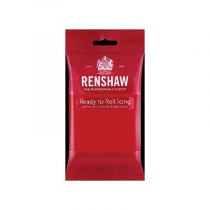 Renshaw 500 GRS PÂTE À SUCRE ROUGE EXTRA
