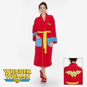 Groovy Peignoir Wonder Woman pour femme