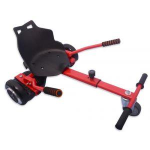 Urbango URBKARTRED - Urbankart Accessoire pour Hoverboard - Mixte Enfant - Rouge