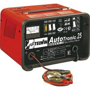 Telwin Chargeur de batterie auto et mainteneur Autotronic 25 Boost - batteries au Plomb 12/24V