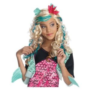 Rubie's Perruque Lagoona Blue Monster High