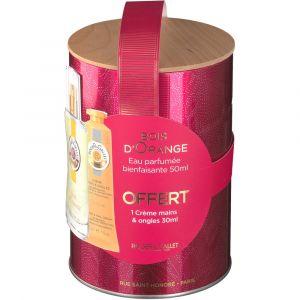 Roger & Gallet Coffret bois d'orange - Eau parfumée + crème mains