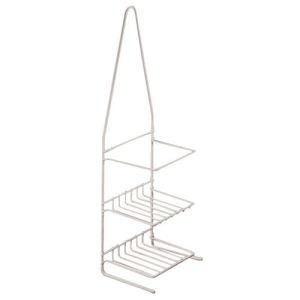 Metaltex Valet de douche (10 x 14 x 47 cm)