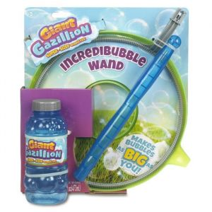 Funrise Baguette à bulles géantes Incredibubble Wand Gazillion