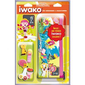 Asmodée Pack Iwako Rentrée des classes