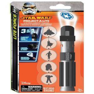 Jazwares Lampe de poche 3 en 1 Project A Lite Star Wars