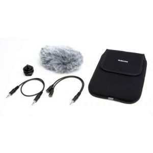 Tascam AK-DR11C Étui Noir étui pour équipements - Étuis pour équipements (Étui, Noir, DR-05, DR-07MKII, DR-22WL, DR-40, DR-100MKII)