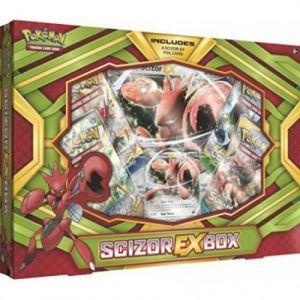 Asmodée Coffret Pokémon Scizor Ex Box (Cizayox Ex) en Anglais