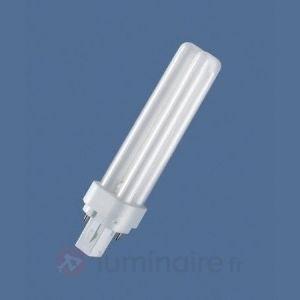 Osram Dulux D 26W/830 socle G24D-3 - Ampoule à économie d'énergie