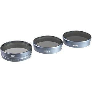 PolarPro Filtre 3er Set pour DJI Phantom 4