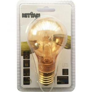 Ampoules LED E27 standard Déco Nouvelle Génération - 2 W équivalence 10 W - Blanc chaud