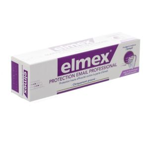 Elmex Protection Erosion - Dentifrice protège & renforce l'émail (75ml)