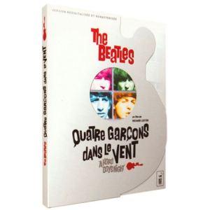 The Beatles, 4 garçons dans le vent