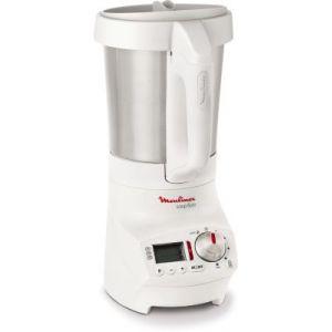 Moulinex LM904110 - Blender chauffant Soup & Co 1,8 L