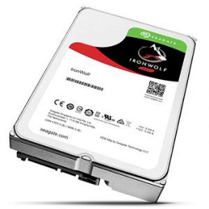"""Seagate ST2000VN004 - Disque dur NAS IronWolf 2 To 3.5"""" SATA III 7200rpm"""