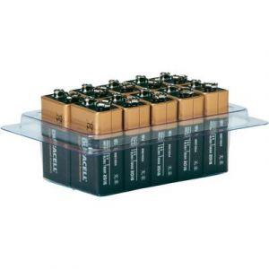 Duracell 10 piles 9 V (6LR61) alcalines B9VDMULTI10BOX