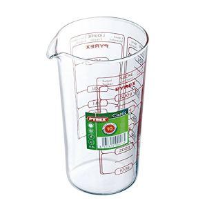 Pyrex 1040927 - Verre doseur en verre (0,5 L)