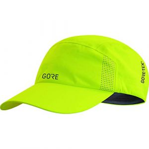 Gore Wear Gore-Tex - Couvre-chef - jaune Bonnets & Casquettes Running