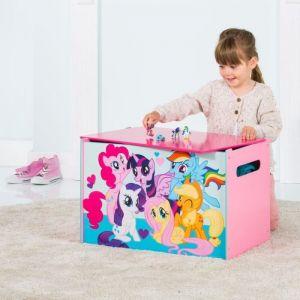 Room Studio Coffre à jouets Mon Petit Poney