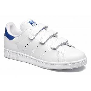 Adidas Stan Smith Cf chaussures blanc bleu 48 EU