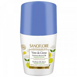 Sanoflore Vent de Citrus roll-on