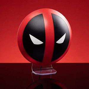 Paladone Lampe - Deadpool - Logo