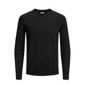 Jack & Jones Chandails Jack---jones Essential Basic Knitted - Black - XXL