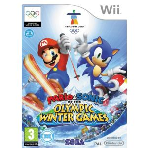 Mario & Sonic aux Jeux Olympiques d'Hiver [Wii]