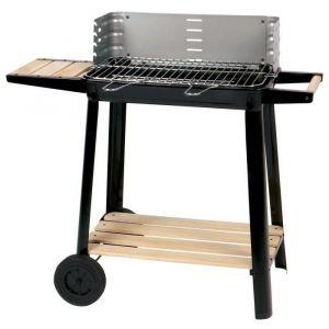 Calabria - Barbecue à charbon