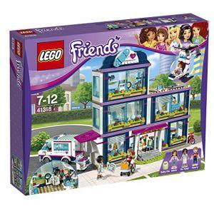 Lego 41318 - Friends : L'hôpital d'Heartlake City