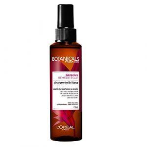L'Oréal Botanicals Vinaigre de Brillance Remède Eclat sans Rinçage pour Cheveux Ternes/Colorés 150 ml