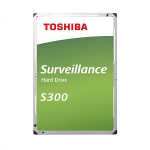 "Toshiba S300 6To - Disque dur interne 3.5 "" SATA III"