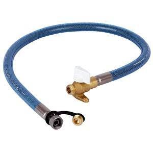 Gurtner TWO-INOX 1m50 garantie à vie ROAI+flexible inox indémontable G.N