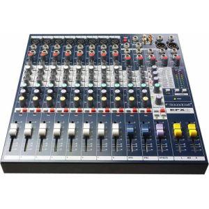 Soundcraft EFX8 - Console analogique