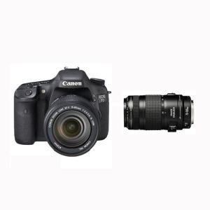Canon EOS 7D (avec objectif 15-85mm)