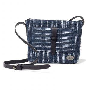 Oxbow Flans - Sac bandoulière - bleu