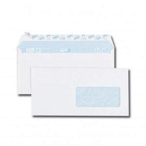 Gpv 512 - Enveloppe Every Day 110x220, 75 g/m², coloris blanc - paquet de 50