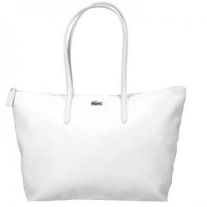 Lacoste Sac Cabas L.12.12 Concept Blanc