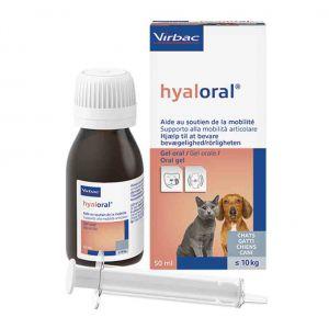 Virbac Hyaloral Gel Oral 50ml