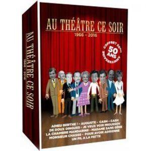 Image de Coffret Au Théâtre Ce Soir ,1966 -2016 --50ème anniversaire