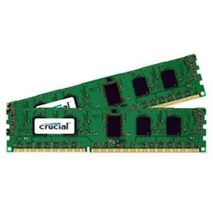 Crucial CT2KIT51264BA160B - Barrettes mémoire 2 x 4 Go DDR3 1600 MHz 240 pins