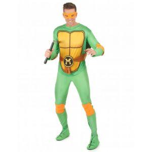 Déguisement Michelangelo Tortues Ninja adulte Taille L