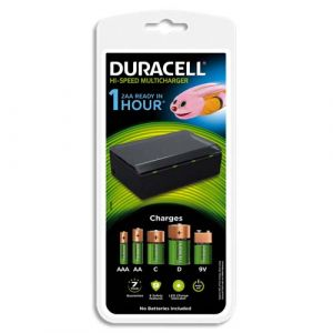 Duracell 088313 - Chargeur Universel à la marque CEF22 vide